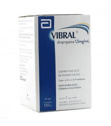 VIBRAL XAROPE INFANTIL 120ML