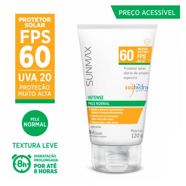 Intense FPS 60 Sunmax Protetor Solar