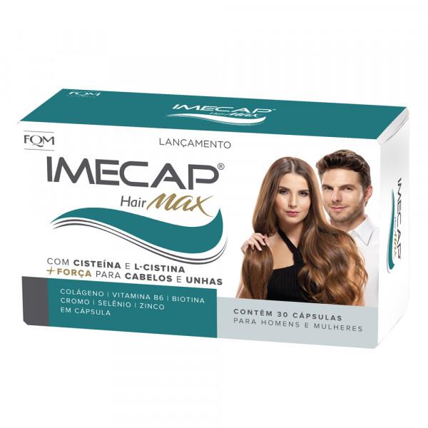 Imecap Hair Max Tratamento Cabelo e Unhas
