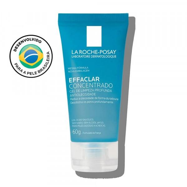 Effaclar Concentrado - Gel de Limpeza Facial La Roche Posay